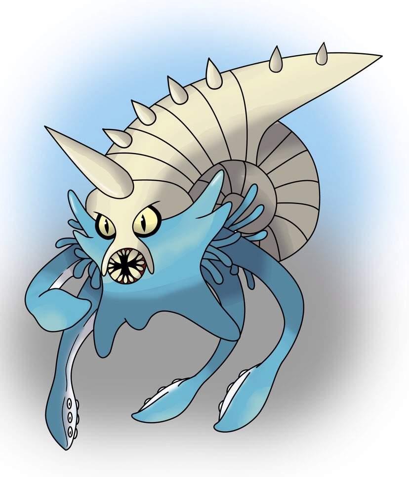 Mega Kabutops Should they mega evolve? #45 pokémon amino