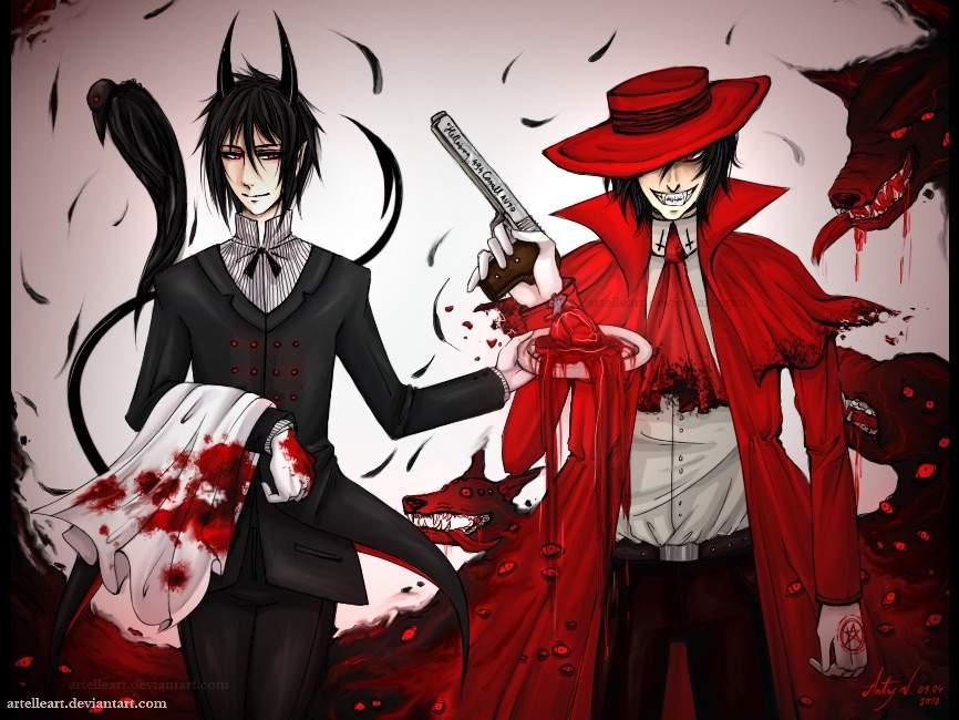 demon vs vampire anime amino
