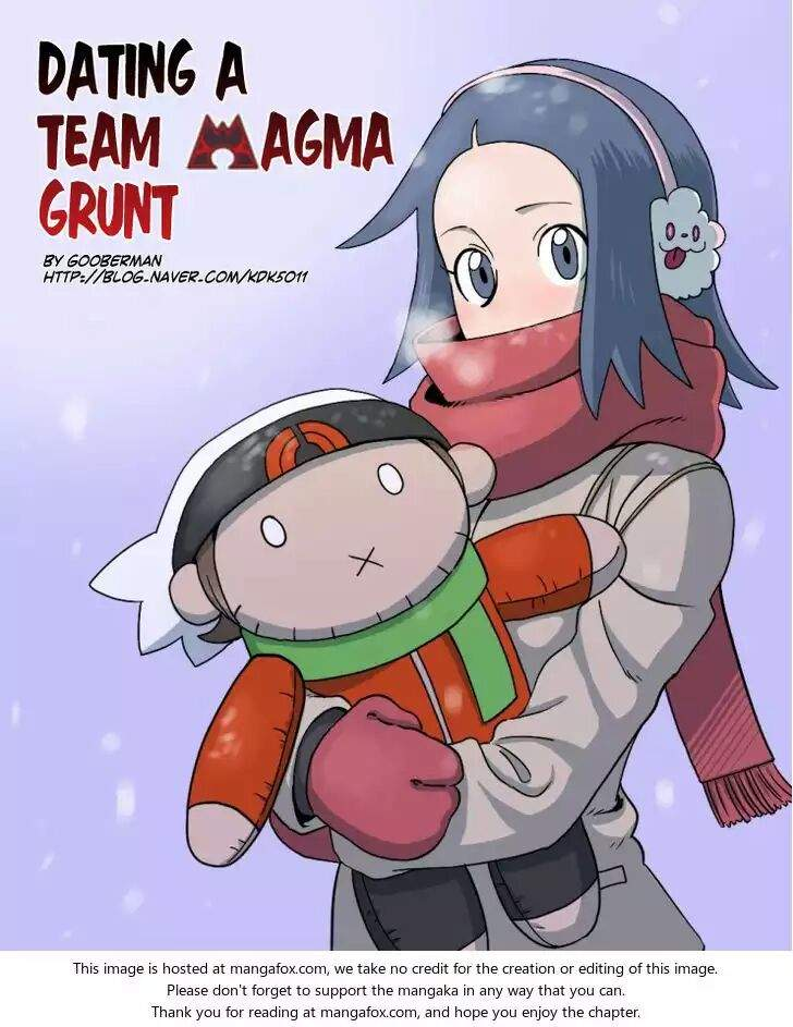 Dating team magma
