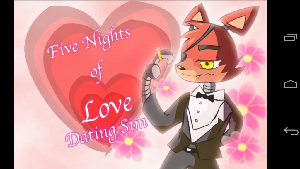 Five nights at anime dating simulator