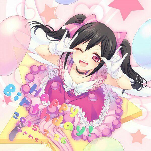 Anime Characters Birthday September 5 : Love live character spotlight niko nico anime amino