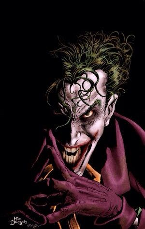 What Was Your Favorite And Creepy Joker Moment Comics Amino