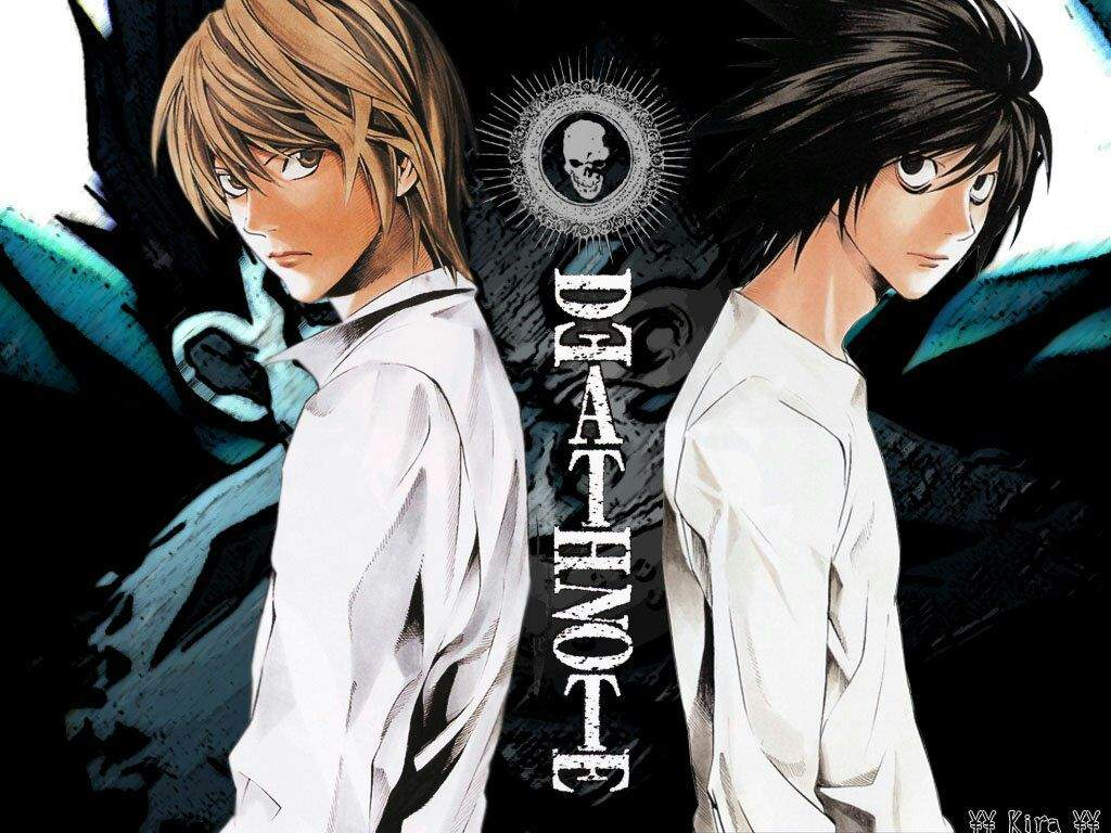 Best death note detective anime amino