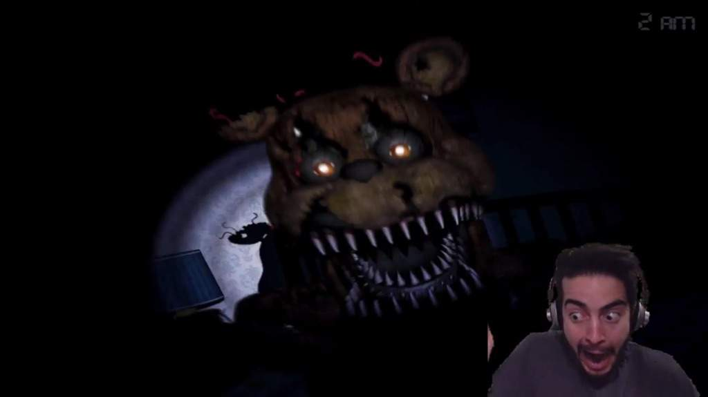 another fnaf 3 official - photo #16
