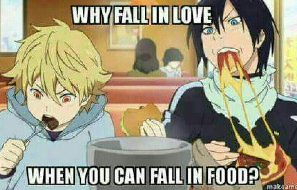 Noragami Memes. Best Collection of Funny Noragami Pictures