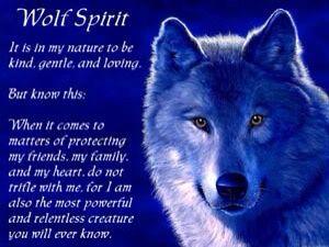 Wolf Spirit Animal | Wiki | Supernatural Amino