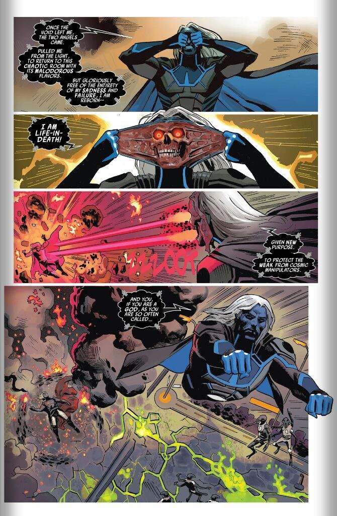 Sentry Vs. Superman | Comics Amino