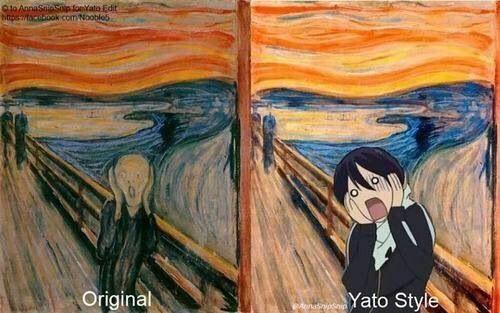 My favoite Noragami meme | Anime Amino