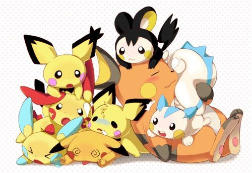 Question Of The Day Who Is Your Favourite Pikachu Clone Pokemon