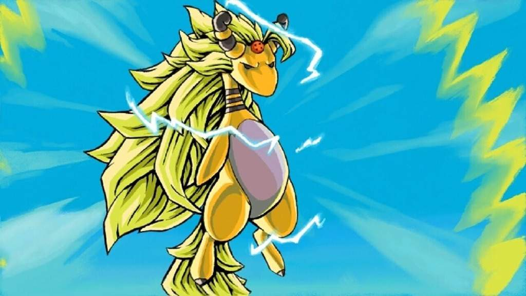 Ampharos - Thunderpunch, yes or no? | IGN Boards