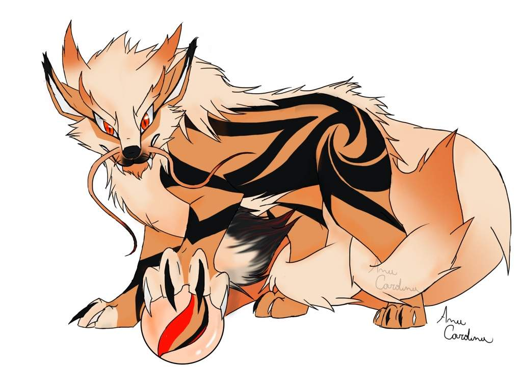 Make A Mega: Arcanine | Pokémon Amino
