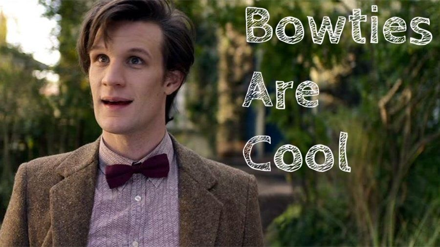 bowties doctor who amino