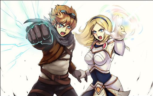 ezreal and lux relationship marketing