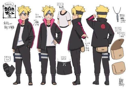 Facts amp Info About Boruto Uzumaki Anime Amino