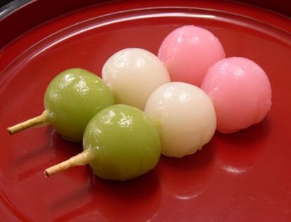 Japanese food recipes 1 anime amino dango is a japanese dumpling and sweet made from mochiko related to mochi it is often served with green tea dango is eaten year round but the different forumfinder Image collections