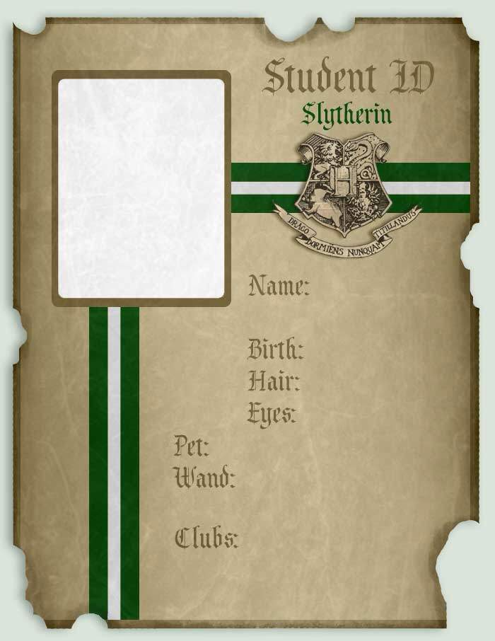 Hogwarts id and diploma templates harry potter amino for Hogwarts diploma template