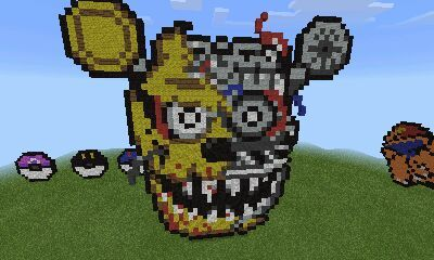 minecraft how to make map art
