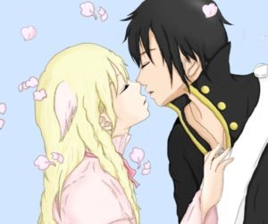 relationship between zeref and mavis family