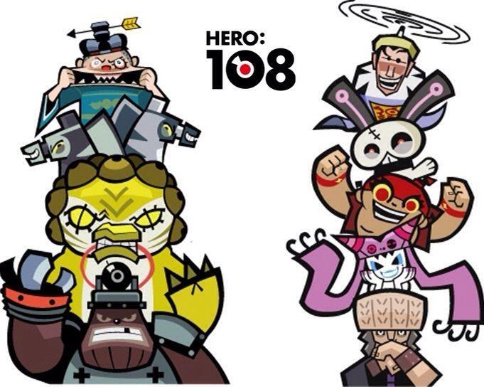 hentai hero 108
