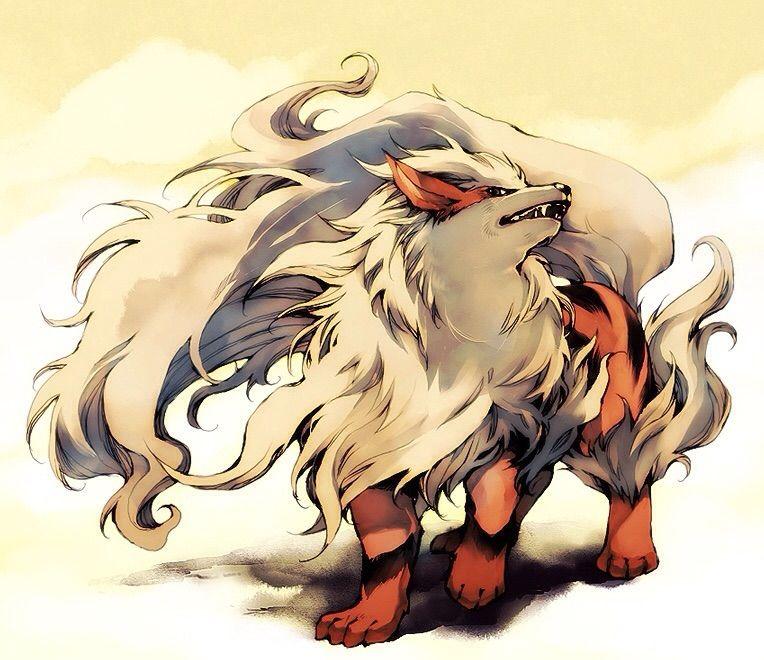 Project Mega Evolution- Arcanine | Pokémon Amino