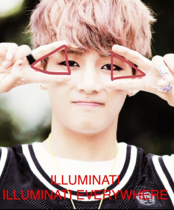exposed kpop satanic illuminati   celebrity news