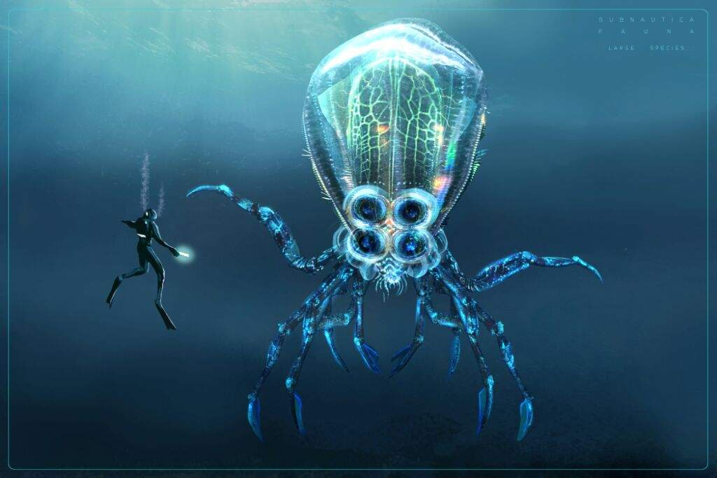 Subnautica video games amino