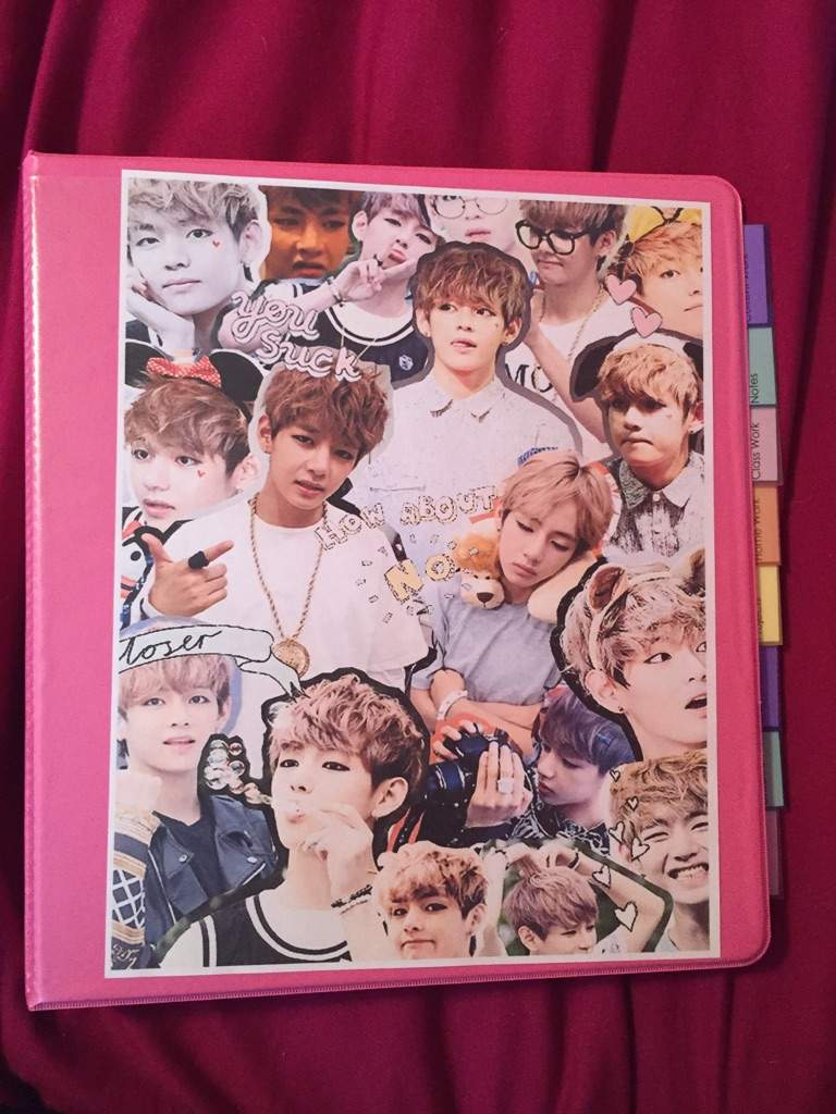 Diy Kpop Book Cover : Part diy kpop binder k pop amino