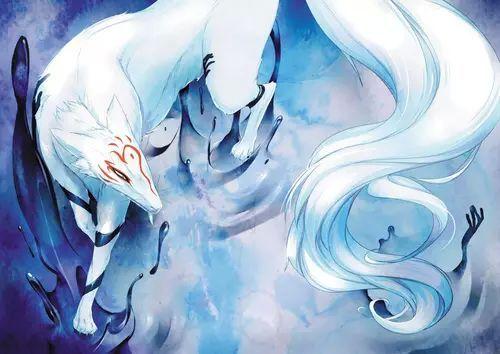 anime fox spirit wallpapers - photo #4