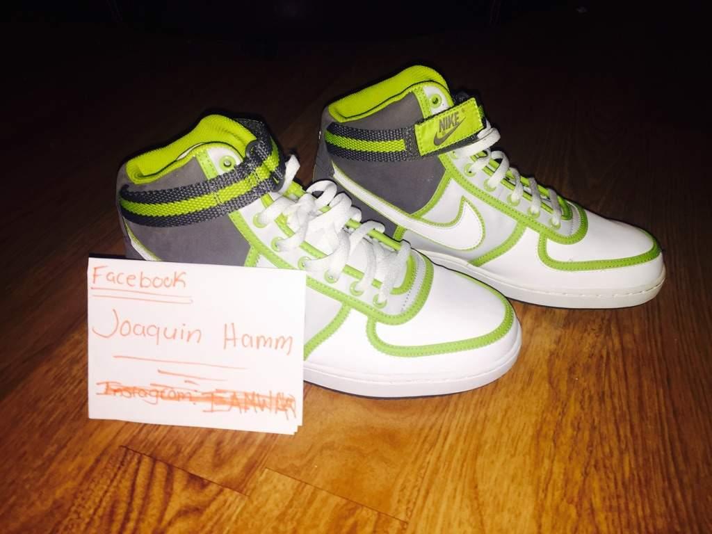 size 40 b2e35 e2426 Nike Vandal cactus for SALE size 10  Sneakerheads Amino