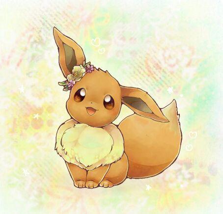 Pokemon 30 day challenge 7 most adorable pokemon - The most adorable pokemon ...