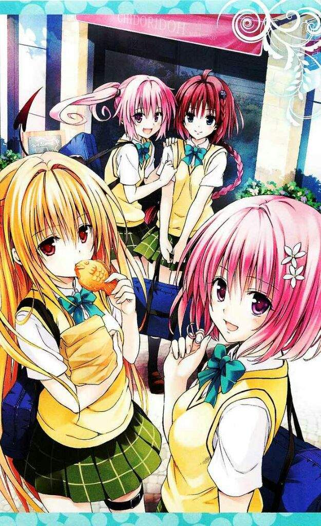 to love ru season 2