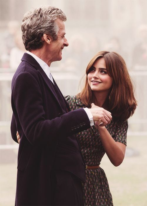 dr who and clara relationship