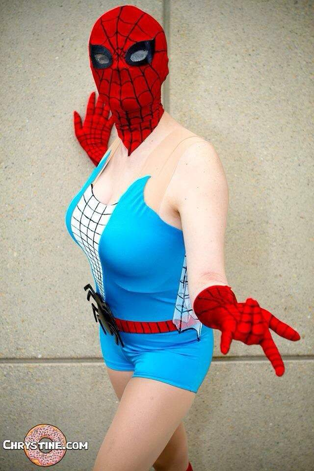 Know, that Cosplay spider girl sex the phrase