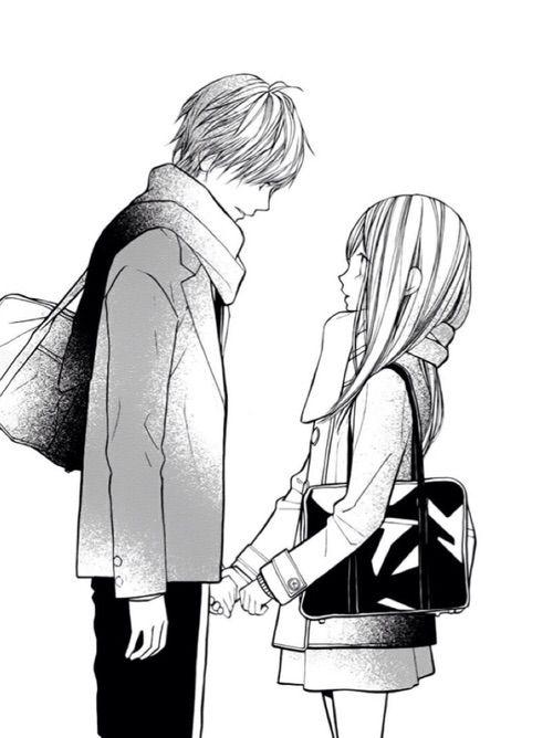 Anime Couples Breaking Up Tumblr Hana-kun to Koisuru Wa...