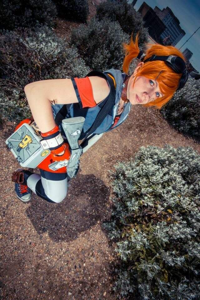 Gaige the Mechromancer | Cosplay Amino