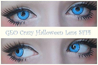 do geo crazy halloween lenses come in prescriptions cosplay amino