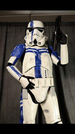 Stormtrooper Commander & Stormtrooper Commander | Wiki | Cosplay Amino