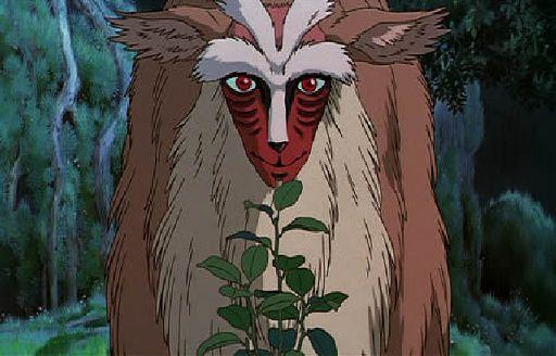 Princess Mononoke Forest Spirit Cosplay Cosplay Amino