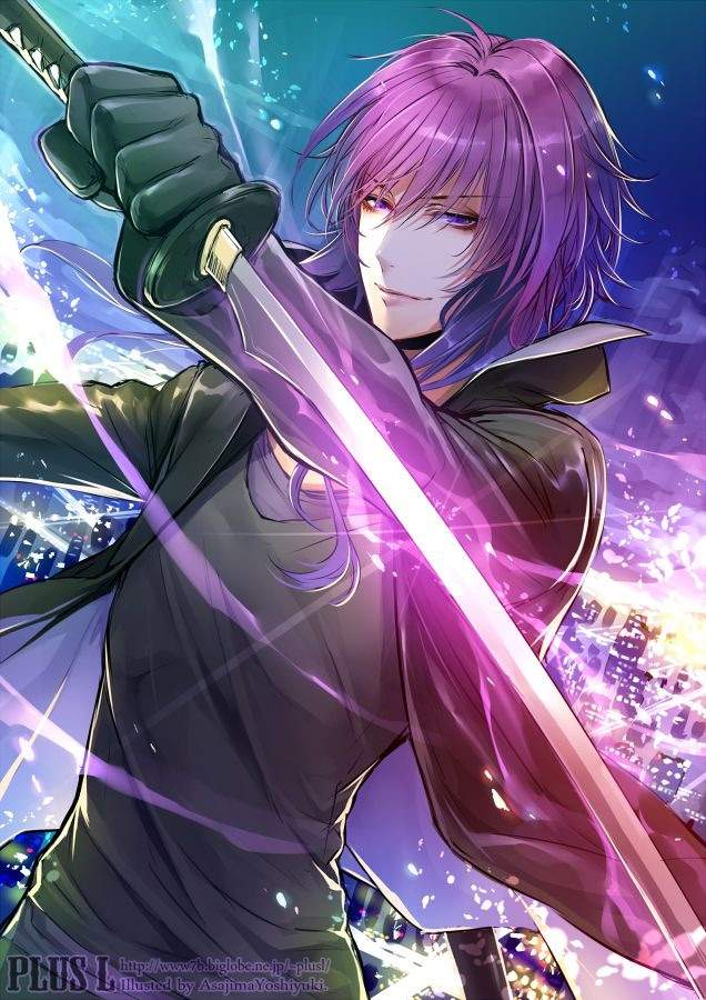 K Missing Kings Yukari Mishakuji Anime Amino