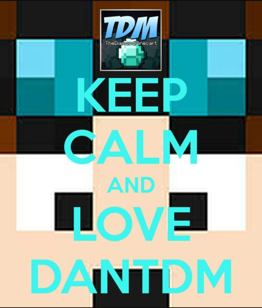 DanTDM | Minecraft Amino