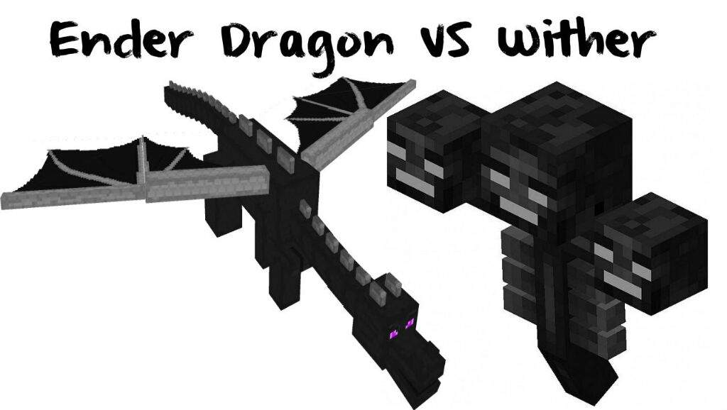 how to draw a minecraft ender dragon