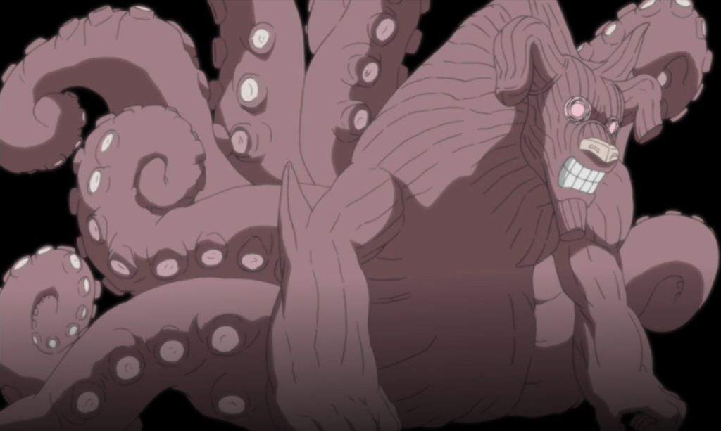 Tailed Beast  Narutopedia  FANDOM powered by Wikia