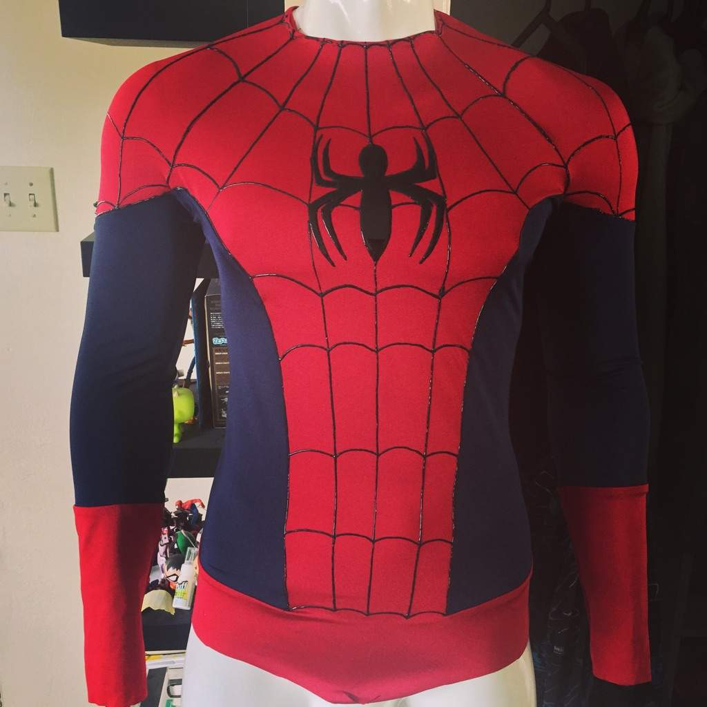 Ultimate spider man cosplay