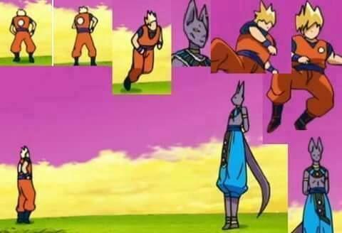 Dragon Ball Super Super Animation It Really Sucks Anime Amino