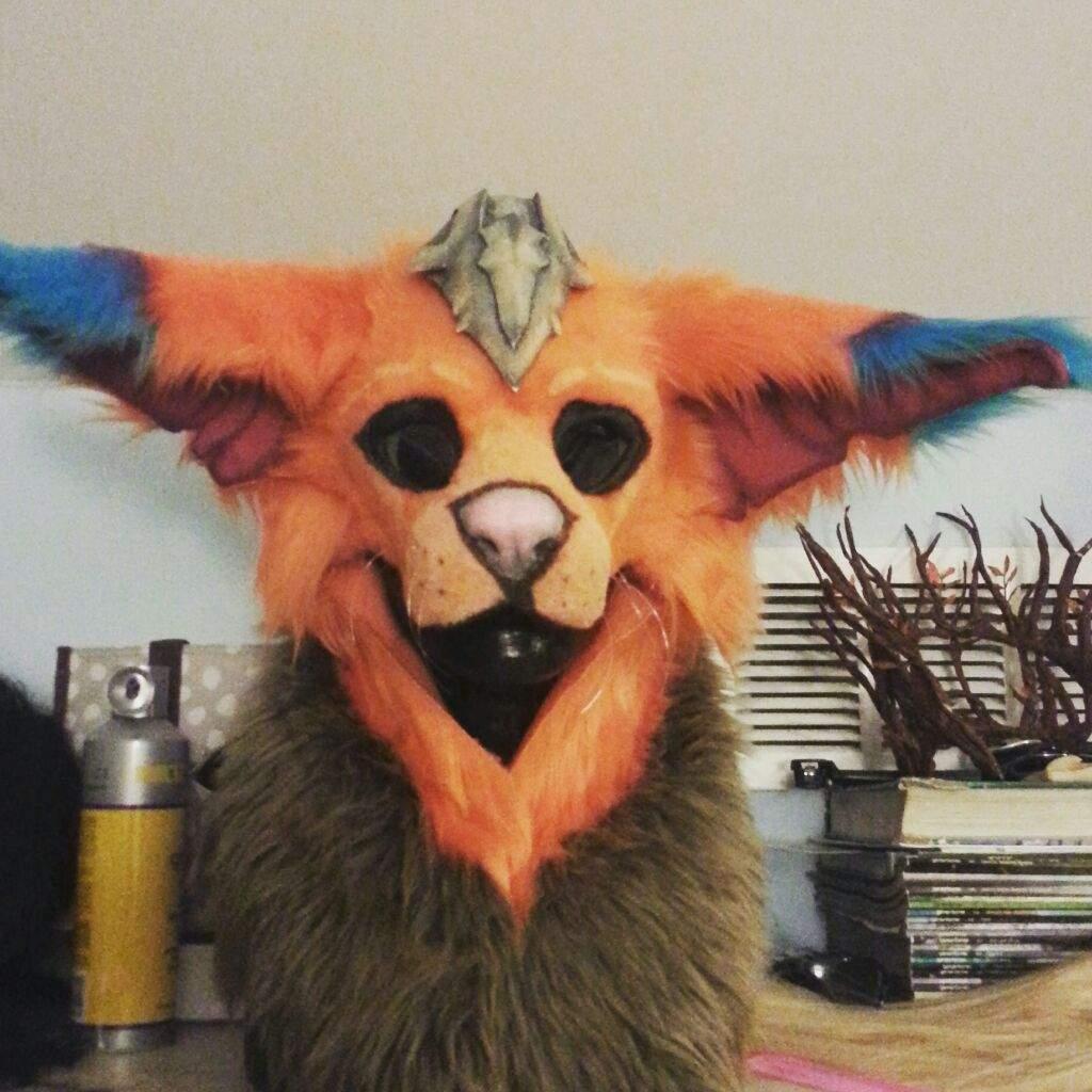 fox ears tutorial Cosplay