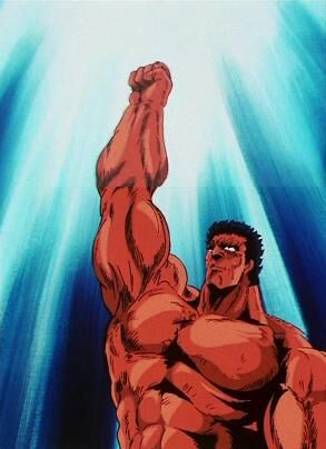 kenshiro vs raoh first fight in a relationship