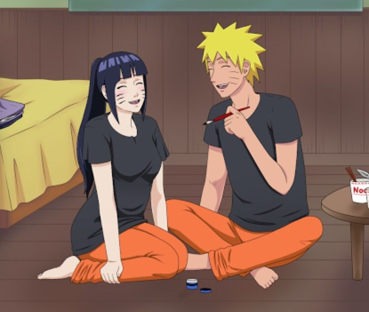 And Naruto ends up aiding the