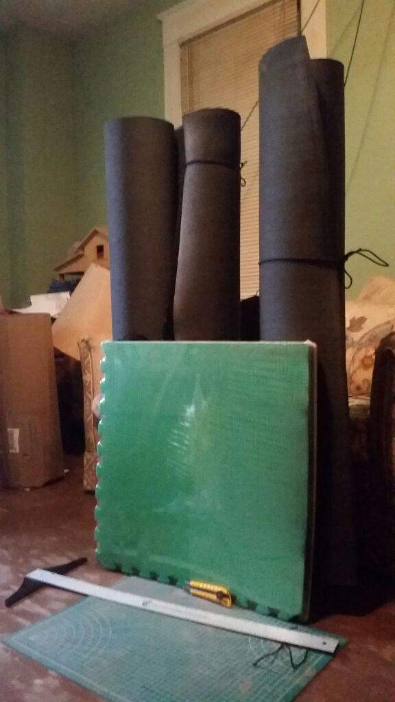 Polyethylene Foam Aka Better Eva Foam For Props