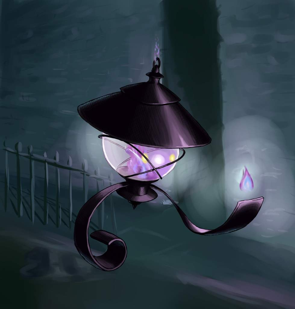 Death By Lampent