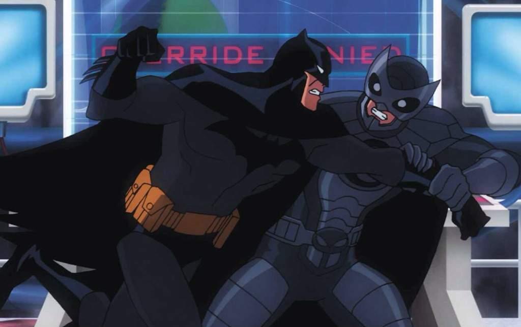 Owlman Vs Batman | Comics Amino Owlman